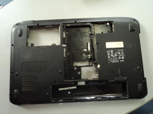 carcaça inferior chassis notebook acer aspire 5542-1325