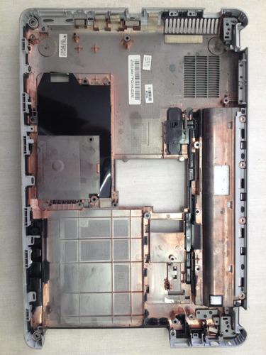 carcaça inferior  de notebook hp g 42
