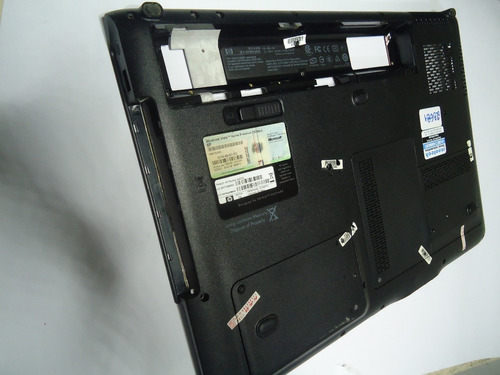 carcaça inferior hp dv9000