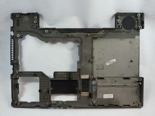 carcaça inferior iqon 8050q  notebook - cx66