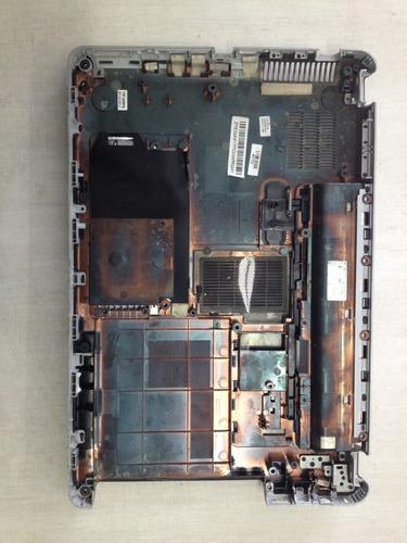 carcaça inferior notebook g42