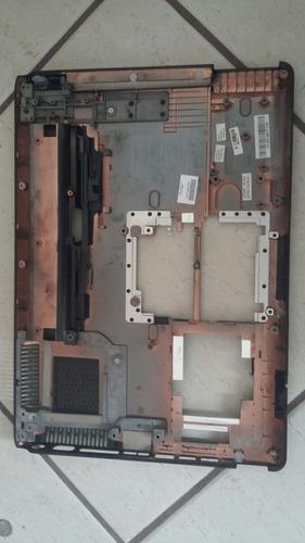 carcaça inferior  notebook hp pavilion dv6000