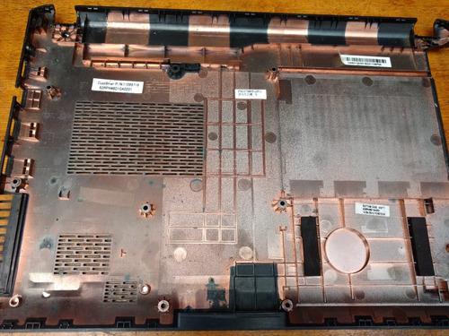 carcaça inferior notebook positivo stilo xr3000 - seminovo