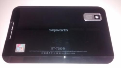 carcaça inferior para tablet genesis gt-7250s
