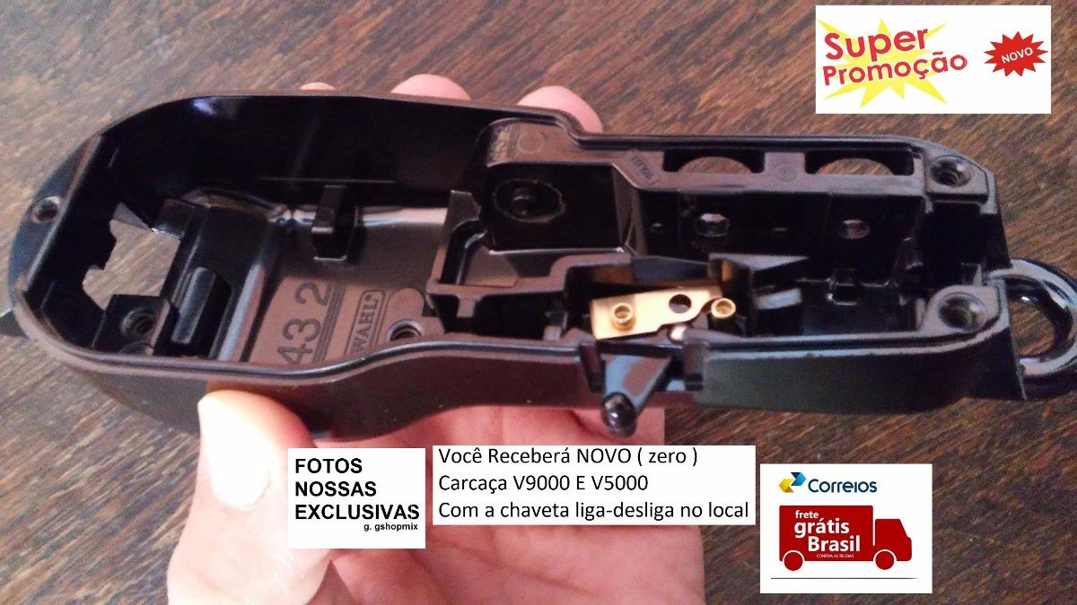 c25398504 Carcaça Inferior Pra Maquina Wahl Super Taper Chrome, Icon E - R ...