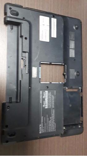 carcaça inferior sony pcg-7182x