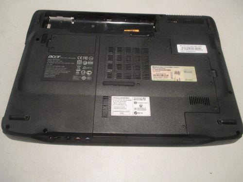 carcaça inferior/superior notebook acer 4220 4320 4520 4720