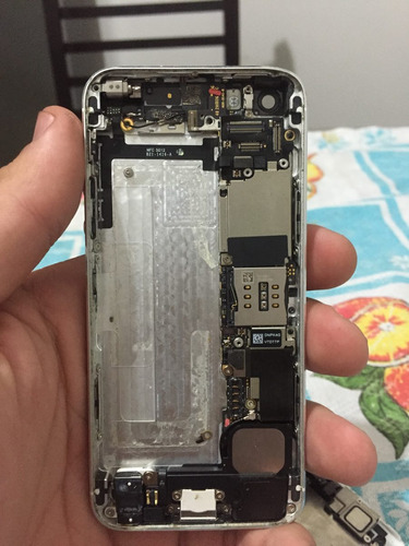 carcaça iphone 5 - super nova e original!