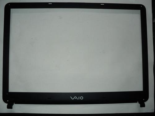 carcaça moldura lcd notebook sony vaio vgn-fs315e
