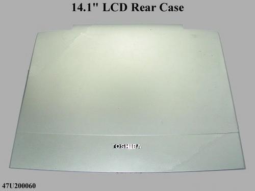 carcaça moldura superior toshiba tecra 9100 pt900a-01tz7