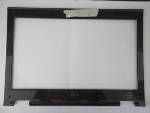 carcaça moldura tela notebook lg r480