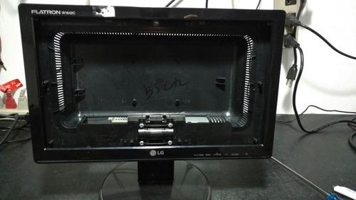 carcaça monitor lg flatron w1642c
