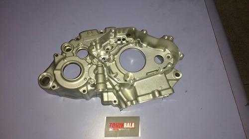 carcaça motor esquerda kxf 450 06/08 nova original