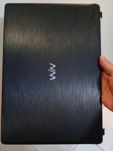 carcaça  notebook cce ultra thin u25l  tampa + moldura