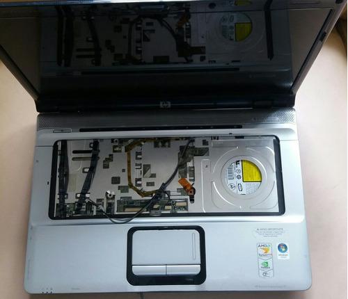 carcaça notebook hp pavilion dv6650br