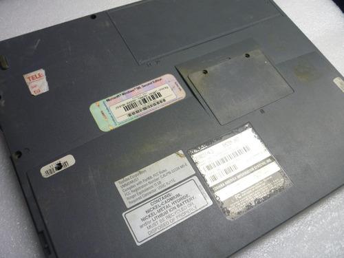 carcaça notebook toshiba