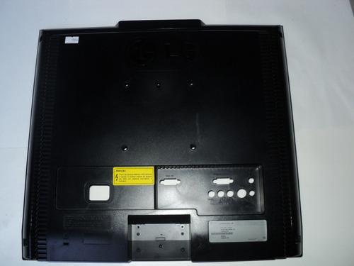 carcaça para monitor lcd flatron m1921aq