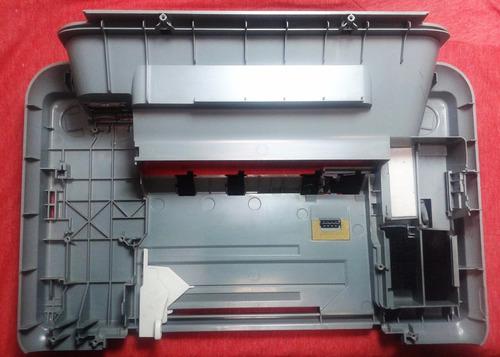 carcaça parte de baixo  multifuncional hp psc 1510 all-in-on