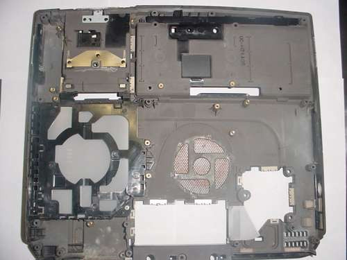 carcaça placa mãe notebook toshiba satellite a45-s151