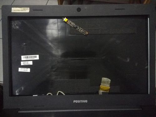carcaça positivo s1990 com teclado novo semi nova **leia