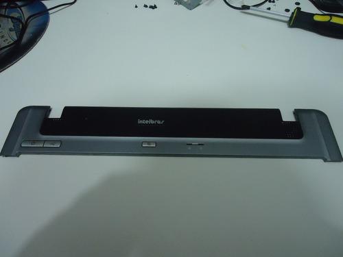 carcaça régua da multimidia notebook intelbras i420 séries
