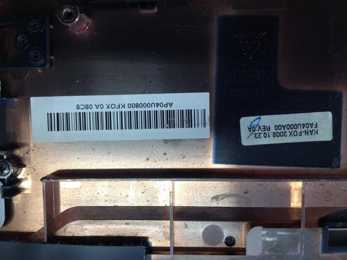carcaça superior acer aspire 4730z