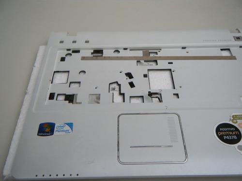 carcaça superior com mouse touch positivo premium p437b