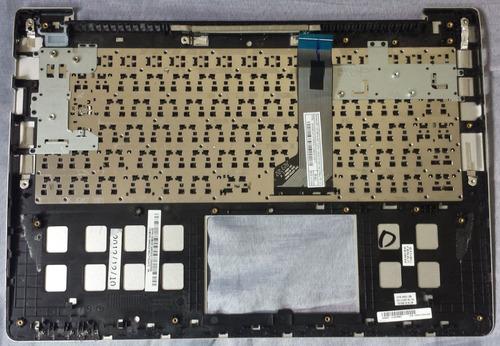 carcaça superior do teclado do asus vivobook 5400