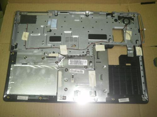 carcaça superior do touchpad cce win jm51