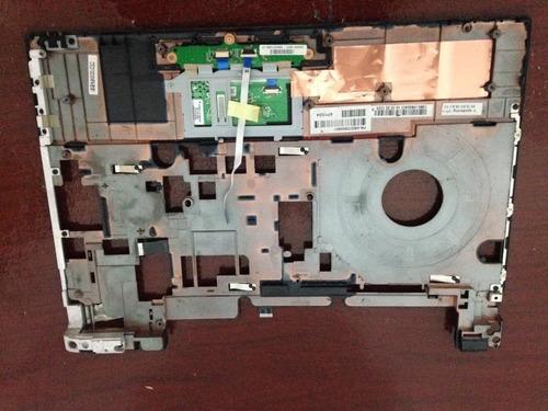 carcaça superior lg r380 com touch pad