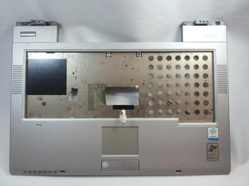 carcaça superior microboard 8650 notebook- cx56