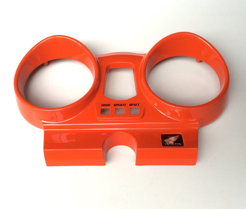 carcaça superior painel honda cbx 250 twister cor laranja