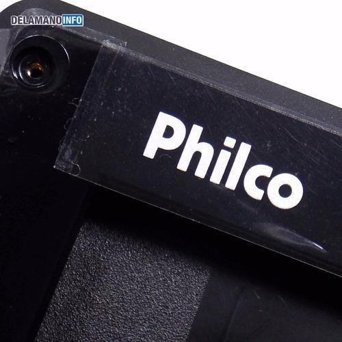 carcaça superior philco 10c 10c-p123lm (6404)