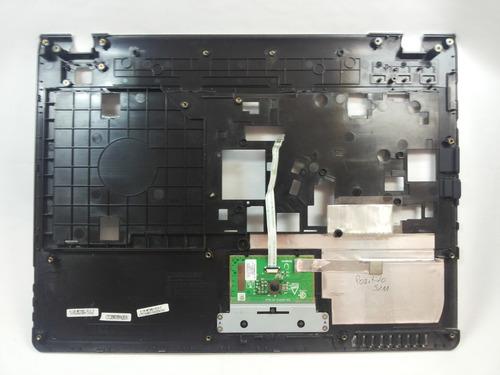 carcaça superior positivo sim notebook - cx54