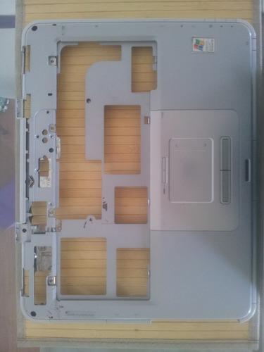 carcaça superior touchpad notebook compaq presario r3000