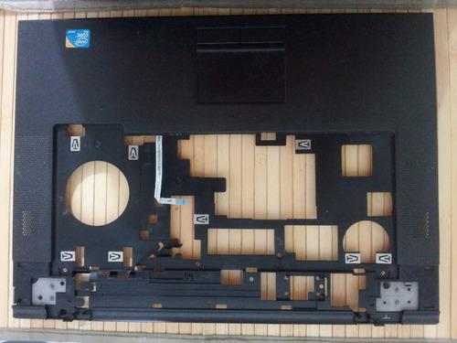 carcaça superior touchpad notebook dell vostro 1510