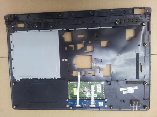 carcaça superior touchpad notebook itautec a7520
