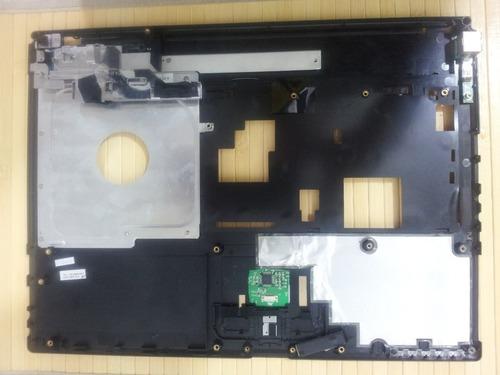 carcaça superior touchpad notebook positivo mobile z501