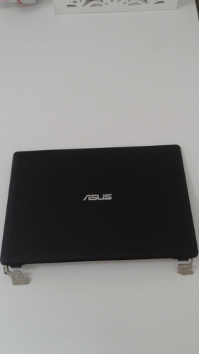 carcaça tampa da tela completa notebook asus x451c