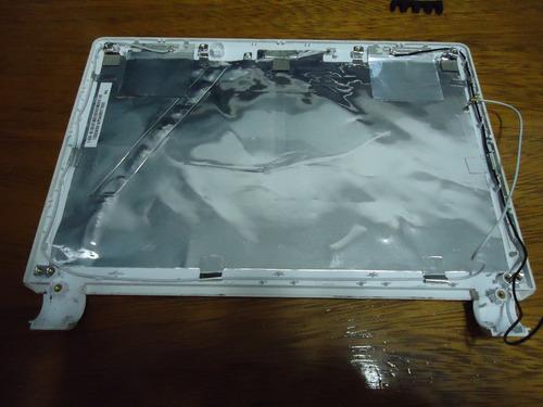 carcaça tampa da tela netbook asus eee pc 900