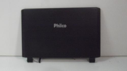 carcaça tampa da tela netbook philco phn 10103
