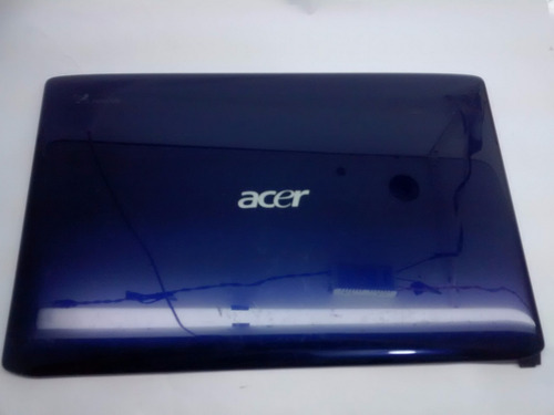 carcaça tampa da tela notebook acer 4736 arq-47