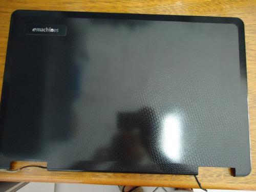 carcaça tampa da tela notebook emachines e627 séries