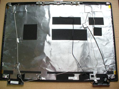 carcaça tampa da tela notebook itautec w7645