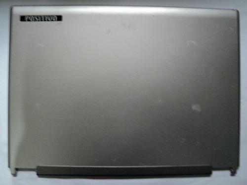 carcaça tampa da tela notebook positivo  pn 6-39-m54g1-225-2