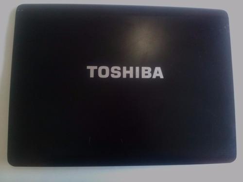 carcaça tampa da tela notebook toshiba psaf3u-0pd00v arq-82