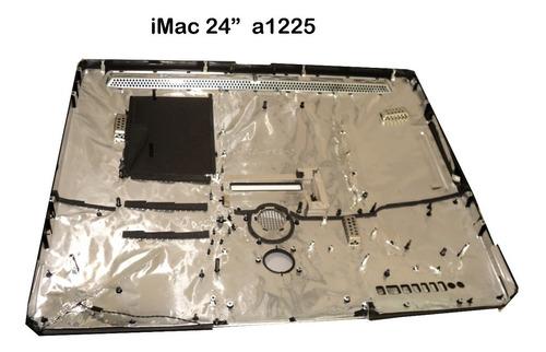 carcaça tampa da tela traseira apple imac  a1225