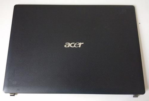 carcaça tampa do lcd notebook acer aspire 4252 eazq5004020