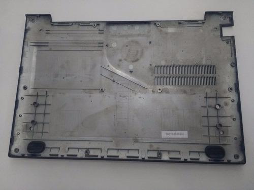 carcaça tampa inferior cce ultra thin s23 (j6)