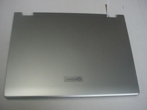 carcaça tampa lcd 15.4 notebook toshiba qosmio am000563811c